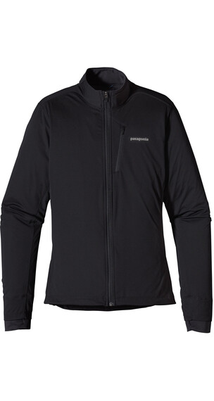 Patagonia W's Wind Shield Hybrid Softshell Jacket Black